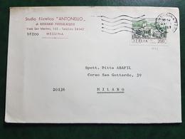 (14819) STORIA POSTALE ITALIA 1981 - 6. 1946-.. Repubblica