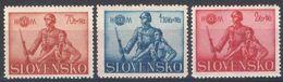 E078) SLOVACCHIA 1942 SERIE COMPLETA MNH - Slovacchia