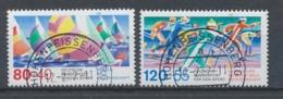 Duitsland/Germany/Allemagne/Deutschland 1987 Mi: 1310-1311 Yt: 1142-1143 (Gebr/used/obl/o)(4020) - [7] West-Duitsland