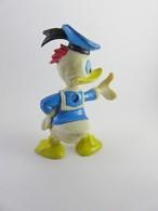 148 - Figurine - Donald - Logo Walt Disney Production C  - Rare - Disney