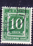 Kenya - Porto/taxe (Mi.Nr.: PM 2) 1967 - Gest. Used Obl - Kenya (1963-...)