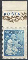 E075) SLOVACCHIA 1944 SERIE NUOVI MNH** - Slovacchia