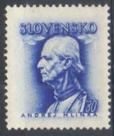 E058) SLOVACCHIA 1943 SERIE NUOVI MNH** - Slovacchia