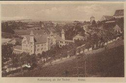 Castle - Rothenburg Ob Der Tauber. Germany  S-4661 - Castles