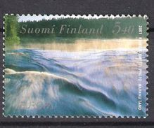 Finland 2001 Europa: Life Giving Water  Mi 1566 MNH(**) - Finland