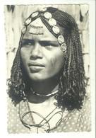 """2215 """" A BILENA GIRL """" CARTOLINA POSTALE ORIGINALE NON SPEDITA - Eritrea"""