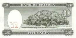 ERITREA P.  2 5 N 1997 UNC - Erythrée