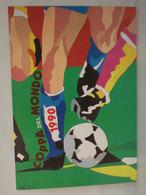 World Cup '90 Torino Gruppo C  Cartolina Calcio 1990 - Fútbol