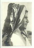 "2221 "" A RASCIAIDA MAN "" CARTOLINA POSTALE ORIGINALE NON SPEDITA - Eritrea"