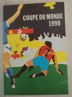 World Cup '90 Udine Gruppo E  Cartolina Calcio 1990 - Fútbol