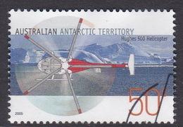 Australian Antarctic Territory  S 161 2005 Aviation 50c Helicopter Used - Australian Antarctic Territory (AAT)