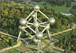 BRUXELLES - Atomium - N'a Pas Circulé - Bossen, Parken, Tuinen