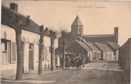 PUTTE Prés De Cappellen Kapellen. Kerkstraat  N°9076 . Postée, Voir Les 2 Scans - Putte
