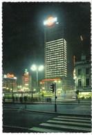 BRUXELLES - Centre International - N'a Pas Circulé - Brussel Bij Nacht