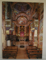 Interno Basilica Isola S. Giulio Cartolina - Churches & Convents