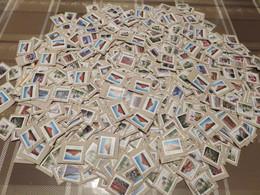 ##D24, Canada, Vrac, 140g, Plus De 1000 Timbres, More Than 1000 Stamps - Timbres