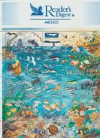 MEXICO - 1998 Marine Life Sheet Of 25. Scott 2090. MNH ** Shipping E6.50 - Mexico