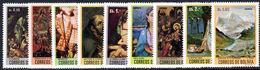 Bolivia 1972 Bolivian Paintings Unmounted Mint. - Bolivia