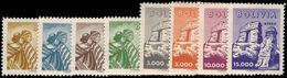 Bolivia 1960 Tourist Publicity Unmounted Mint. - Bolivia