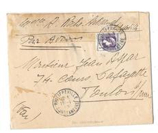 ALGERIE - Dpt. De Constantine « PHILIPPEVILLE »  LSI - Tarif PA « FRANCE Métro » à 3F. (23.7.1942/28.2.1945) - Algérie (1924-1962)