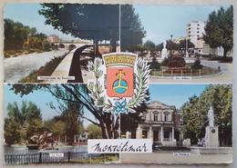 MONTELIMAR - Drôme - DIFFERENTES VUES - Promenade - Parc - Theatre - Allées - CIRCULE - Montelimar