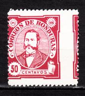 ##32, Honduras, 1896, UPU, U.P.U., Faux, Forgery, Erreur, Rarity, Décalage D'impression, Printing Shift - Honduras