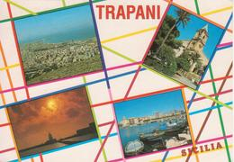 TRAPANI - MULTIVUES - Trapani
