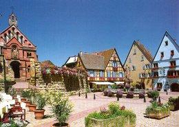 Eguisheim ^place Du Chateau 2002  CPM Ou CPSM - France