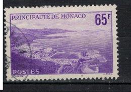 MONACO          N°  YVERT  487      OBLITERE - Used Stamps