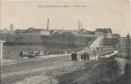Carte Postale Ancienne De Saint Pol Sur Mer Les Portes - Saint Pol Sur Mer