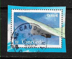 FRANCE 3471 Transports Avion Supersonique CONCORDE . - France