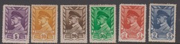 Czechoslovakia Scott 262A-265 1945-46 Masaryk, Mint Never Hinged - Czechoslovakia