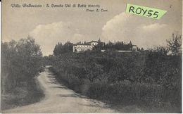 Toscana-empoli-s.donato Val Di Botte Frazione Villanova Veduta Villa Bellavista (f.picc.) - Italia