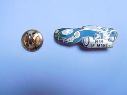 Beau Pin's En EGF , Auto , 24 Heures Du Mans 1959 , Aston Martin DBR , Caroll Shelby , Roy Salvadori - Pin's