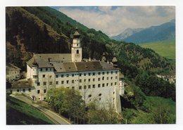 Burgusio Frazione Del Comune Di Malles (Bolzano) - Abbazia Di Monte Maria - Non Viaggiata - (FDC13969) - Bolzano (Bozen)