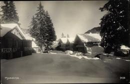 Cp Troistorrents Morgins Kt. Wallis Schweiz, Partie Im Ort - VS Valais