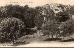 53 SAULGES  GROTTE DE ROCHEFORT - France