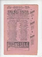 LA NUOVA SCUOLA MEDICA NAPOLETANA 1908 - - Salute E Bellezza