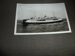 Nederland ( 561 )  Holland   Zeeland   :  Veerboot Koningin Juliana  Vlissingen - Breskens - Vlissingen