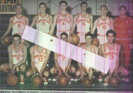 SIMMENTHAL ...TEAM...PALLACANESTRO....VOLLEY BALL...BASKET - Trading Cards