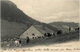 Chalet De Grange - Neuve Et Le Suchet - VD Vaud