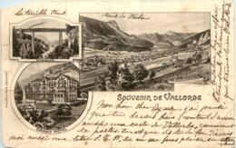 Souvenir De Vallorbe - VD Vaud