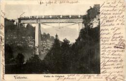 Vallorbe - Viaduc Du Chatelard - VD Vaud