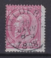 N° 46 Défauts MALDEREN COBA +8.00 - 1884-1891 Léopold II
