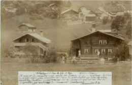 Chateau D Oex - VD Vaud