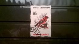 FRANCOBOLLI STAMPS ROMANIA ROUMANIE 1993 USED SERIE UCCELLI OBLITERE CON ANNULLO - 1948-.... Republiken