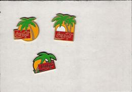 Coca Cola - Palm - 3 Pins - Coca-Cola