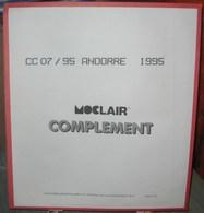 MOC - JEU ANDORRE FRANCAIS MOCLAIR 1995 (Avec Pochettes) - Pré-Imprimés