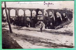 SMYRNE (IZMIR) - ACQUEDUC ROMAIN - CARTE PHOTO - Turquie