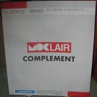 MOC - JEU SAINT-PIERRE Et MIQUELON MOCLAIR 2009 (Avec Pochettes) - Pré-Imprimés